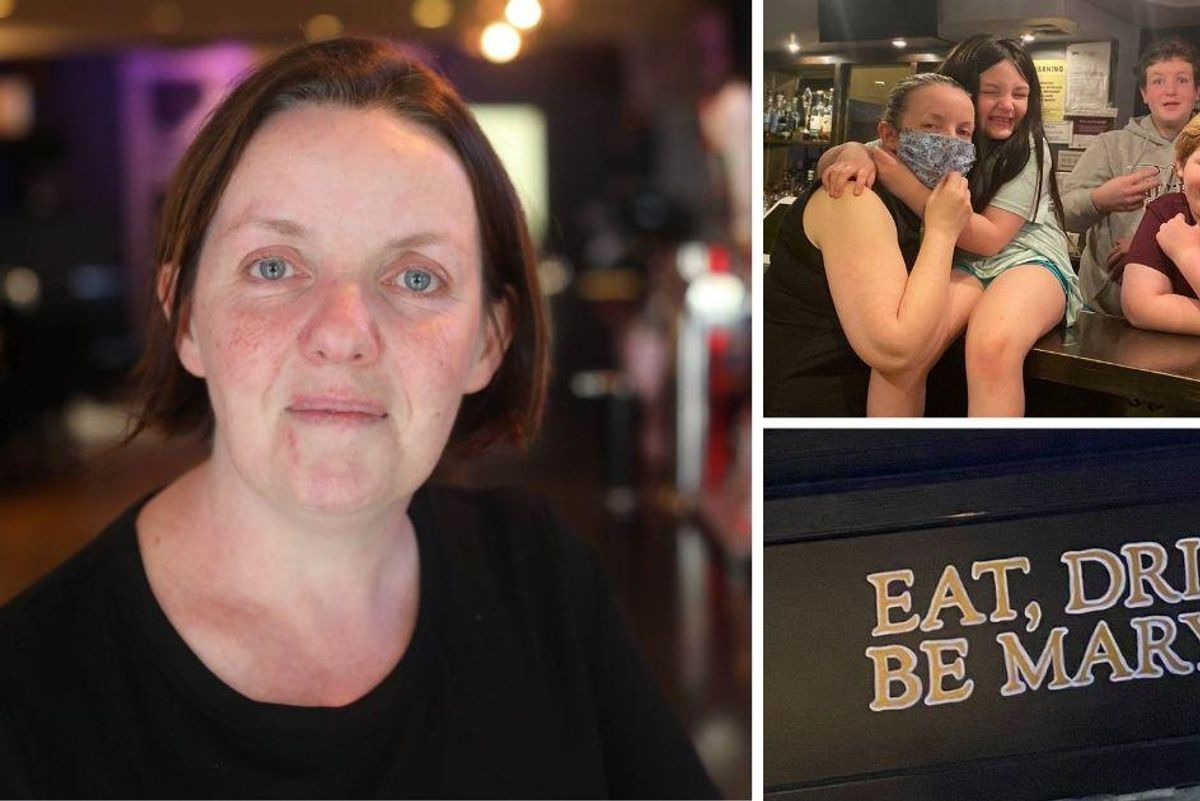 Mom of six who turned her Irish pub into a hub of pandemic service gets $1 million surprise