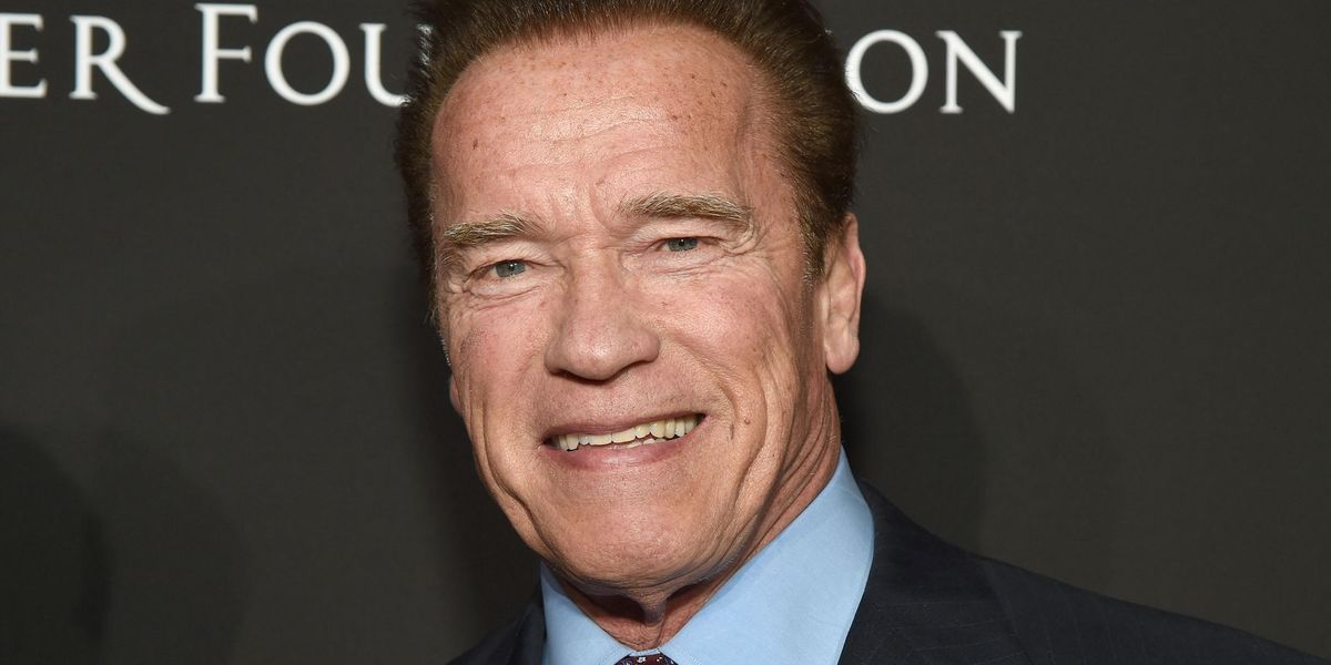 Arnold Schwarzenegger Calls People Refusing To Get Vaccinated and Mask up 'Schmucks'