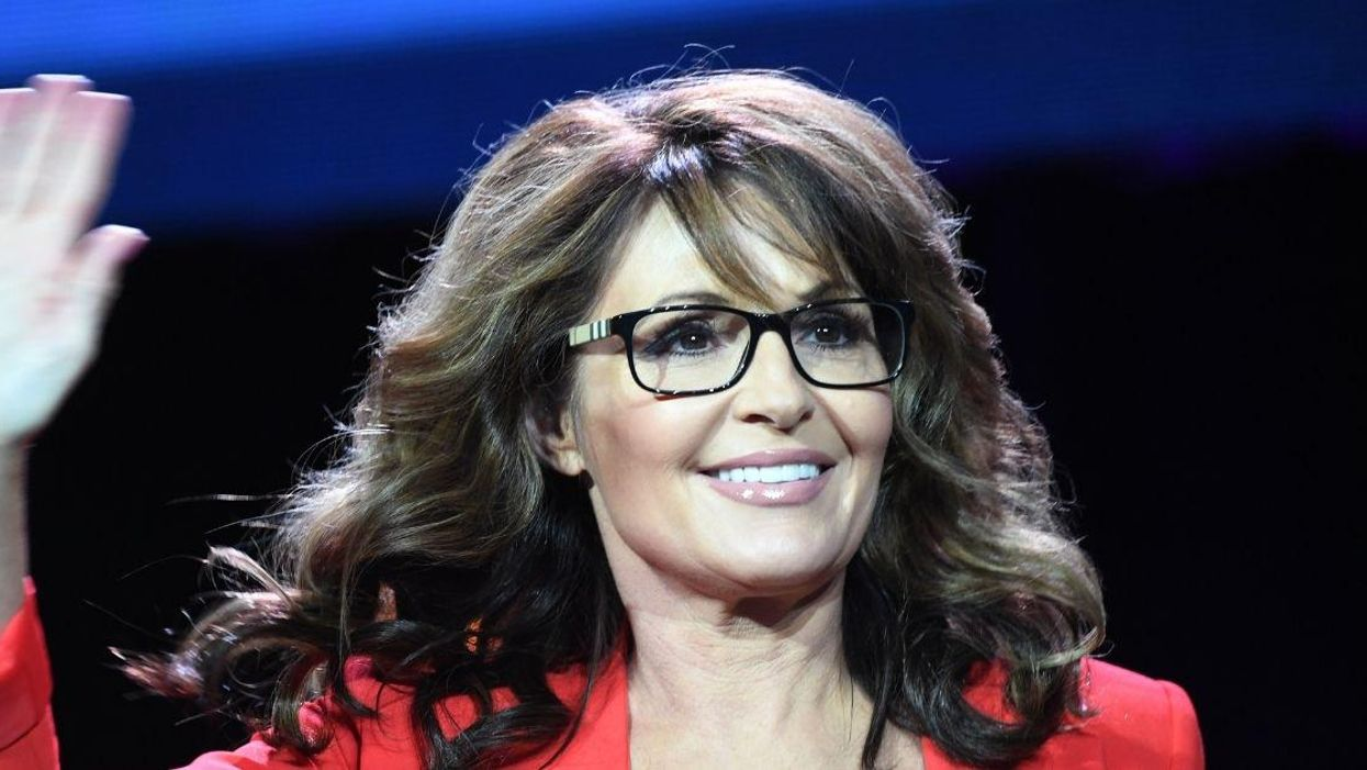 Sarah Palin Is Considering Running For Senate 'If God Wants Me To'—And Here We Go Again