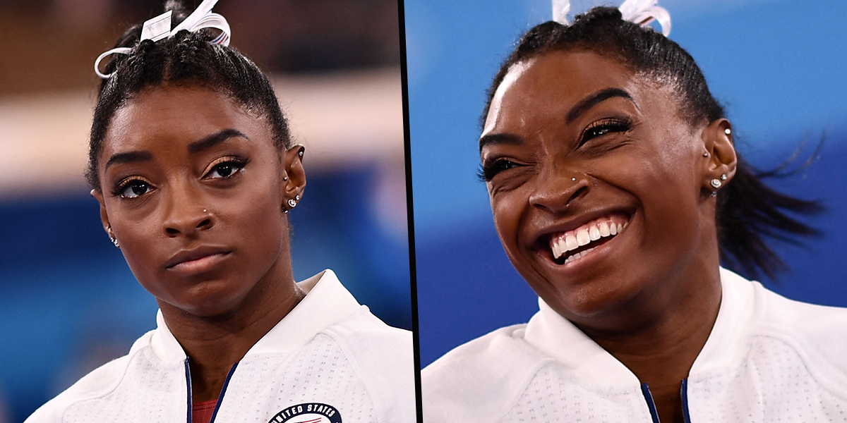 Simone Biles Will Go For Olympic Gold