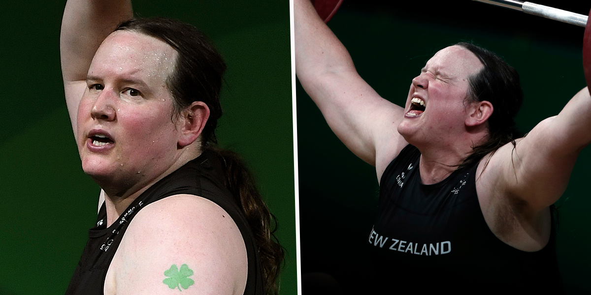 Petition Against Transgender Weightlifter Competing in the Olympics is Canceled