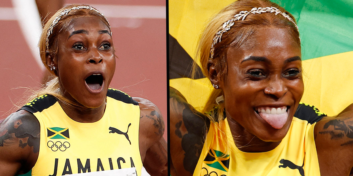 Elaine Thompson-Herah Says she Used 'Bad Comments' as Motivation to Defend Olympic Title