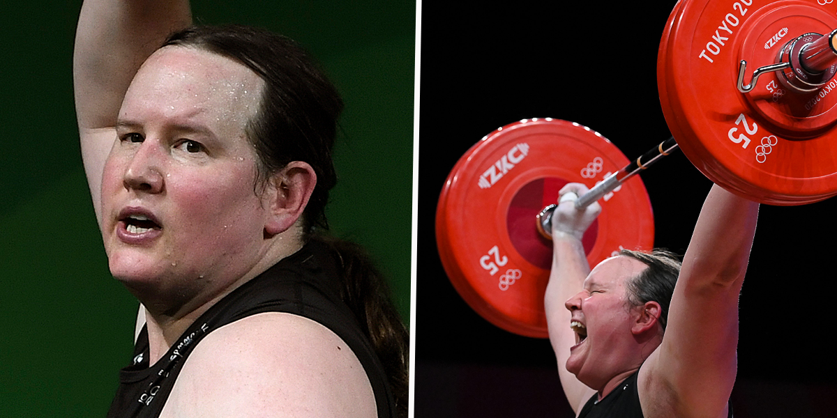 Transgender Athlete Laurel Hubbard is Out of Olympic Women's Weightlifting Competition