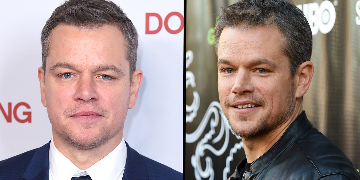 Matt Damon Says he Retired the 'F-Slur' After His Daughter Told him to