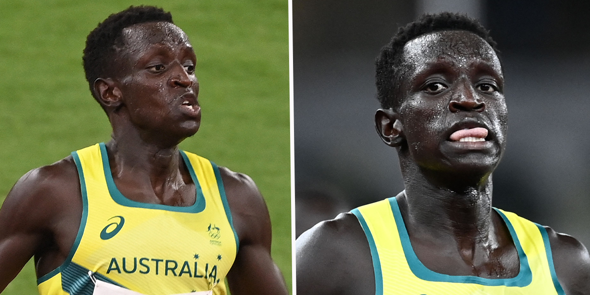 Incredible Story of Australian Olympian Peter Bol Who Fled War-Torn Sudan as a Child