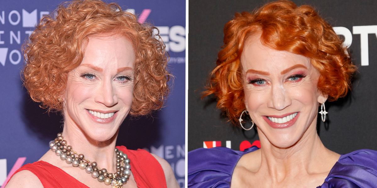 Kathy Griffin Reveals She Has Lung Cancer Despite Never Being a Smoker