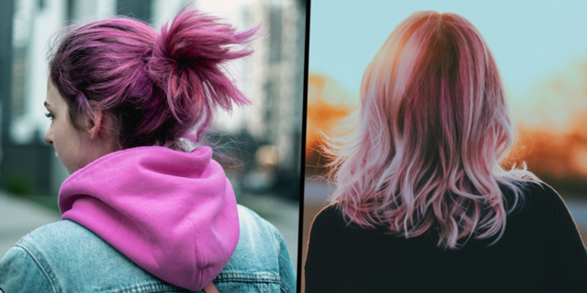 School Orders Mom to Dye Daughter's Pink Hair a 'Natural' Color