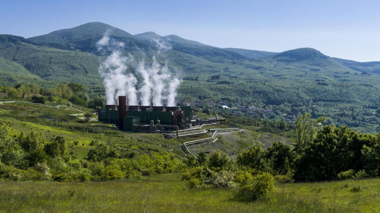 What Is Geothermal Power Generation?