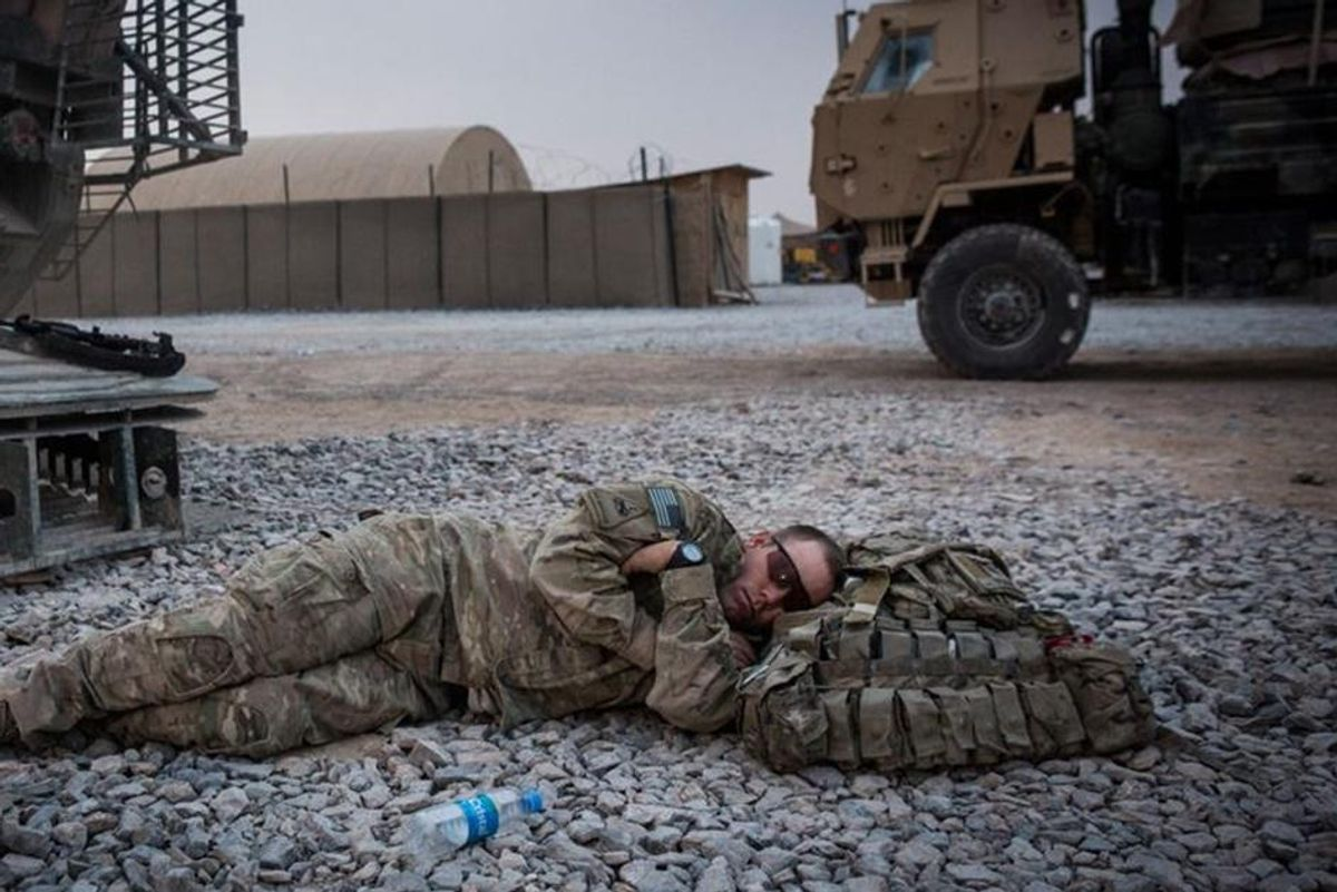 Here's a military trick that can help you fall asleep in 2 minutes