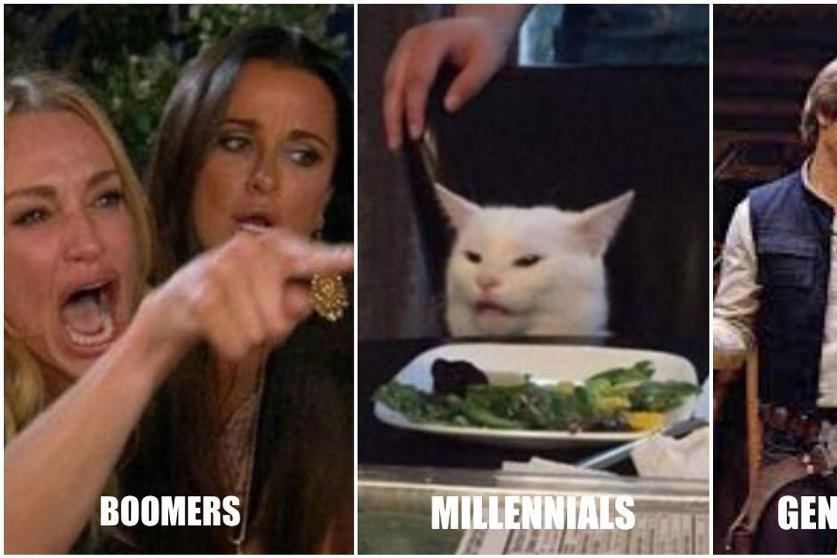 17 Gen X Memes for the Generation Caught in The Middle