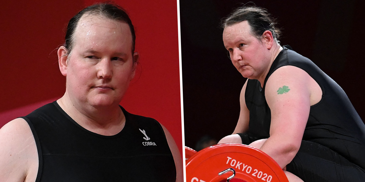 Transgender Athlete Laurel Hubbard Breaks Her Silence After Finishing Last in the Women's Weightlifting