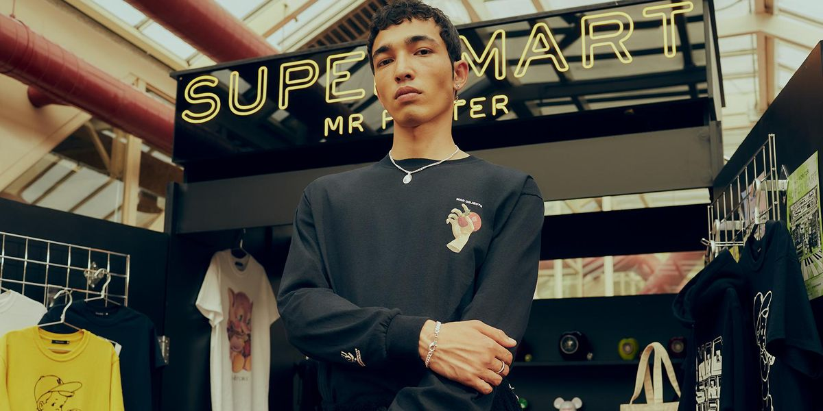 Super Mart Is the New Holy Grail of Menswear Collectables