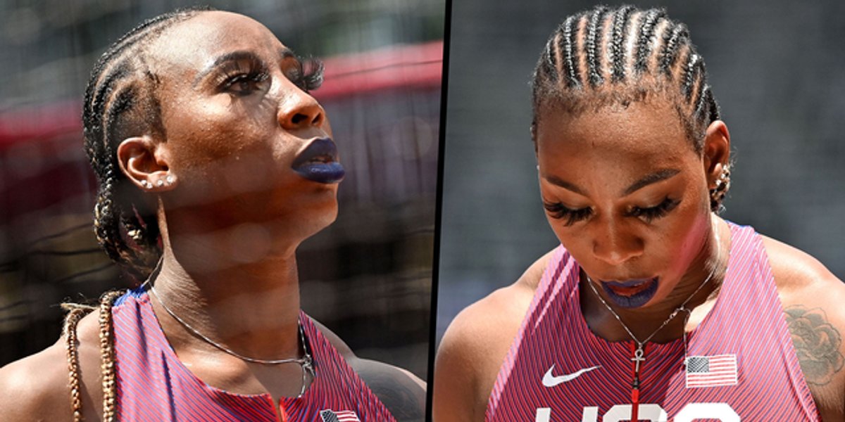 Gwen Berry Fails to Medal After Hinting She'd Protest National Anthem on Podium