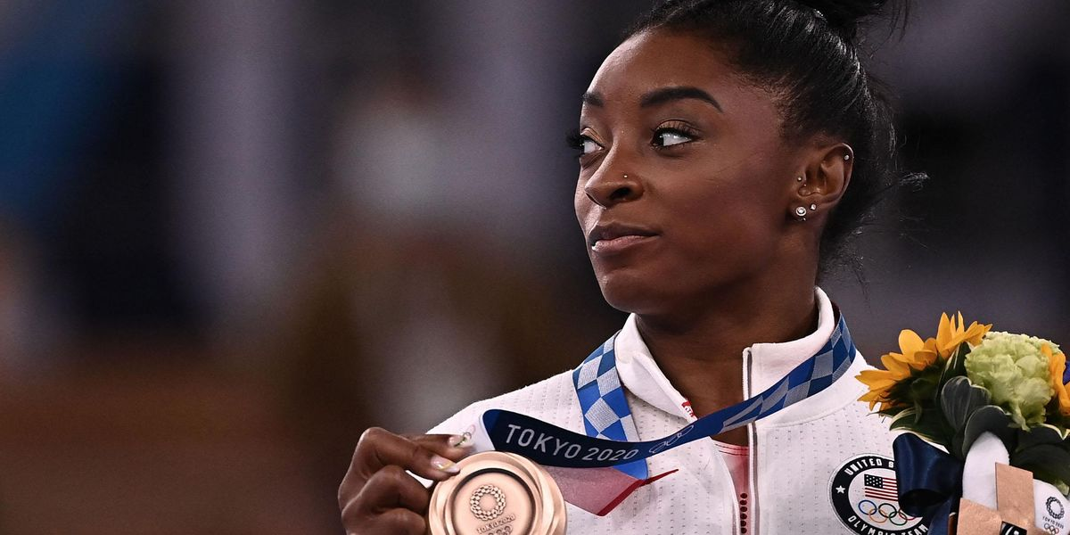 Fans Are Furious With Simone Biles' Comments After Winning Bronze