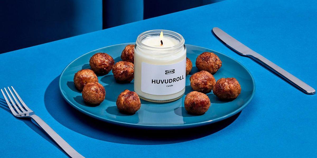 Ikea Wants Your Room to Smell Like Meatballs
