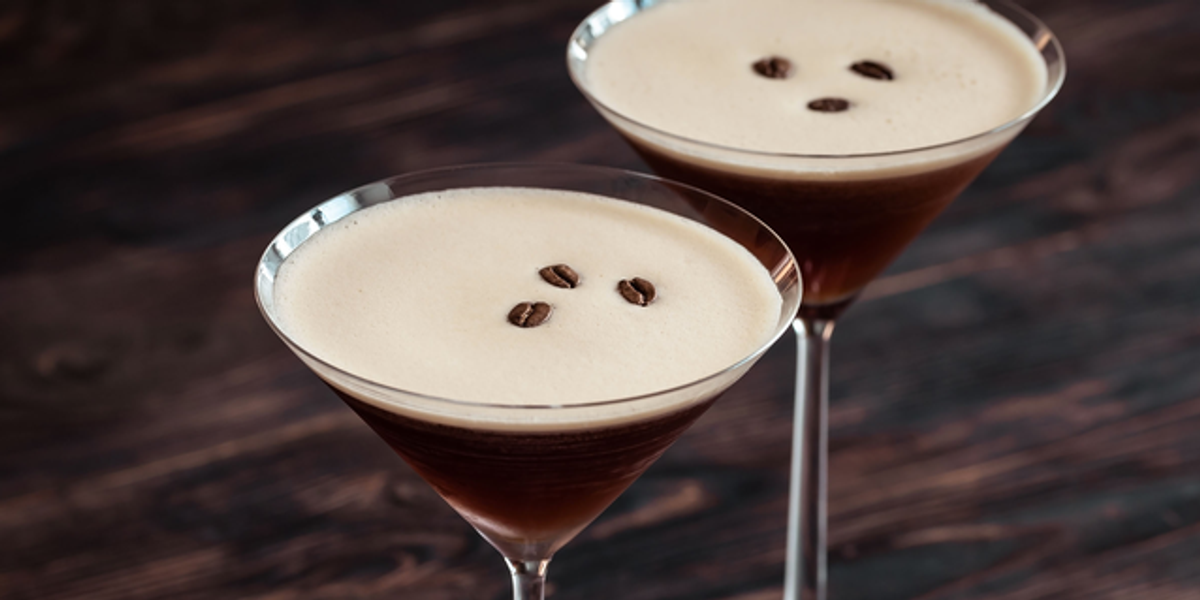People Are Making Biscoff Espresso Martini and They Look Spectacular