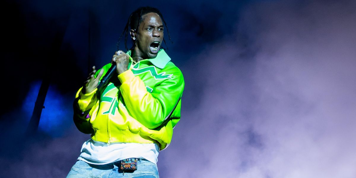 Travis Scott Inks Deal With A24