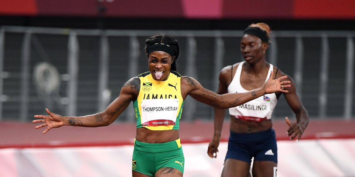 Meet the Fastest Woman Alive