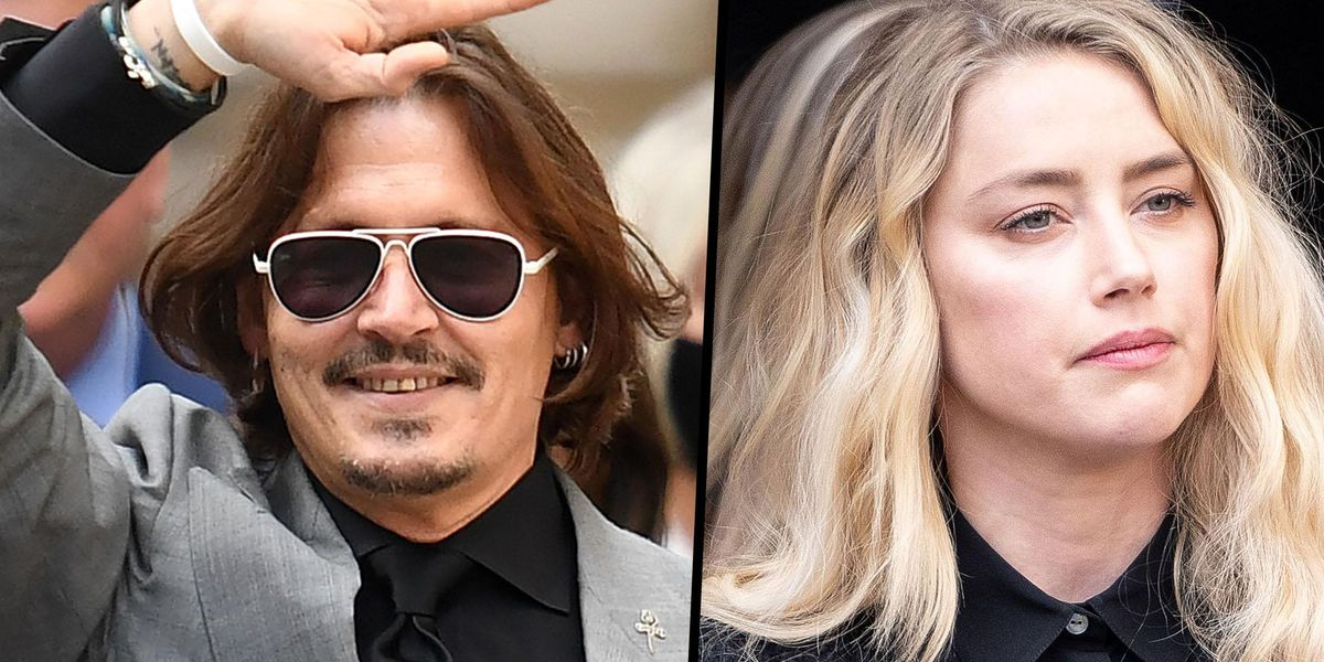 Johnny Depp Wins Lawsuit Against Amber Heard in ACLU Donation Investigation
