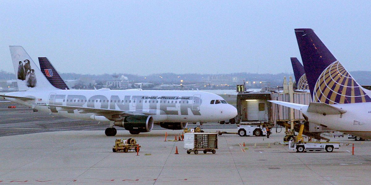 Frontier Flight Attendants Suspended After Duct Taping Unruly Passenger
