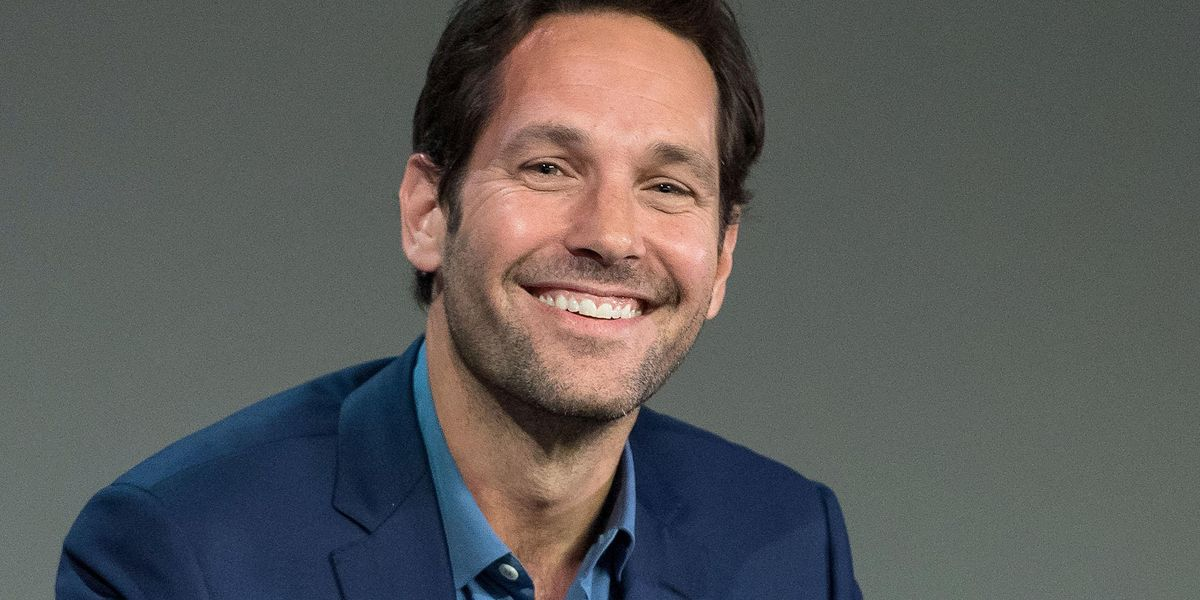 Restaurant Owner Says Paul Rudd's Youthful Looks Come From Being 'Unbelievably Kind'