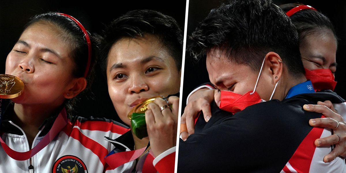 Indonesian Gold Medalists Showered With Gifts of Cash, Cows, Houses and a Meatball Restaurant