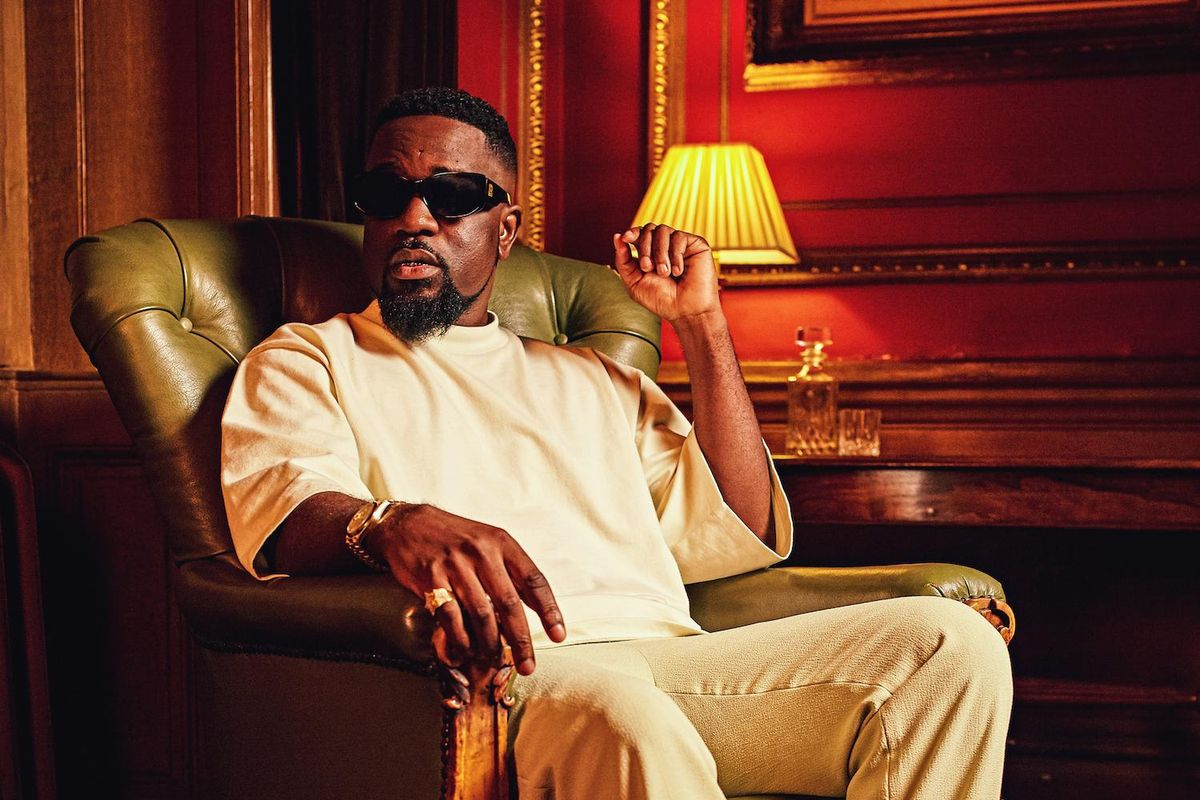 Sarkodie Is Not Feeling Any Pressure