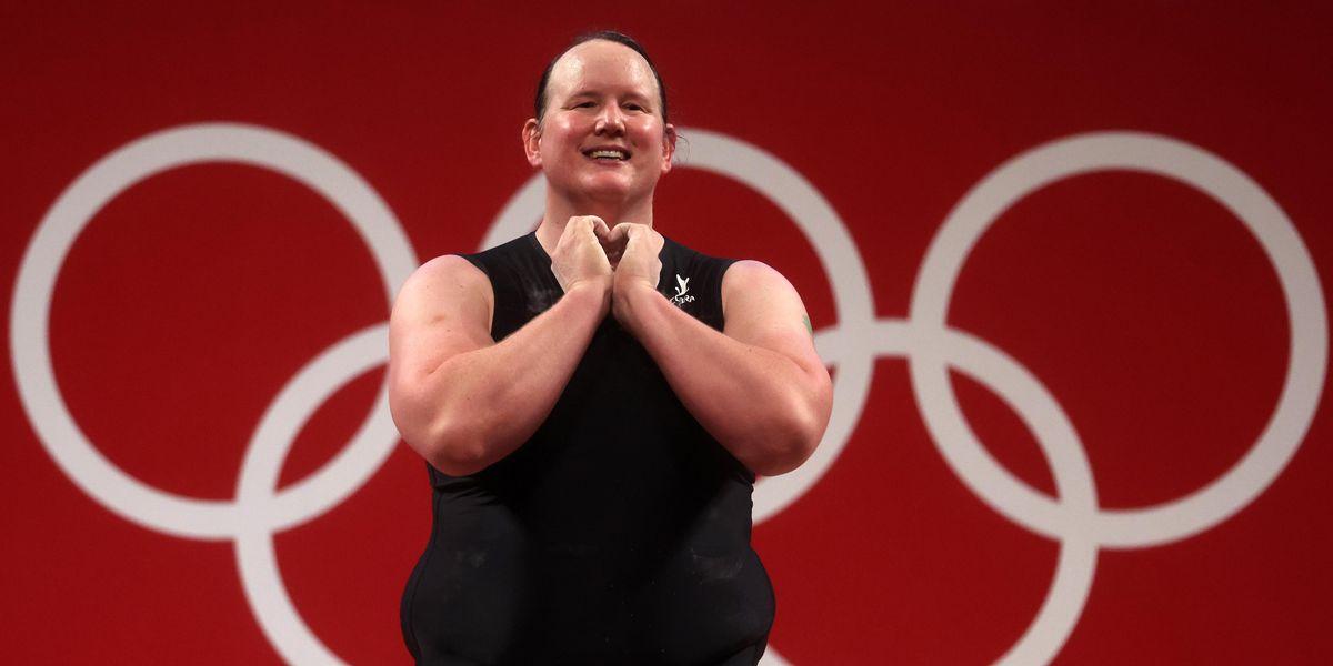 First Trans Olympian Laurel Hubbard Hints at Retirement