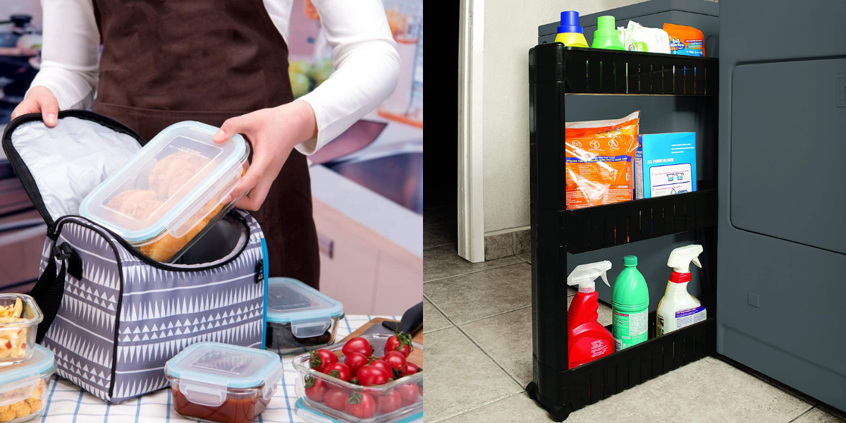 You Can Organize And Clean So Much With These Home Products From Amazon