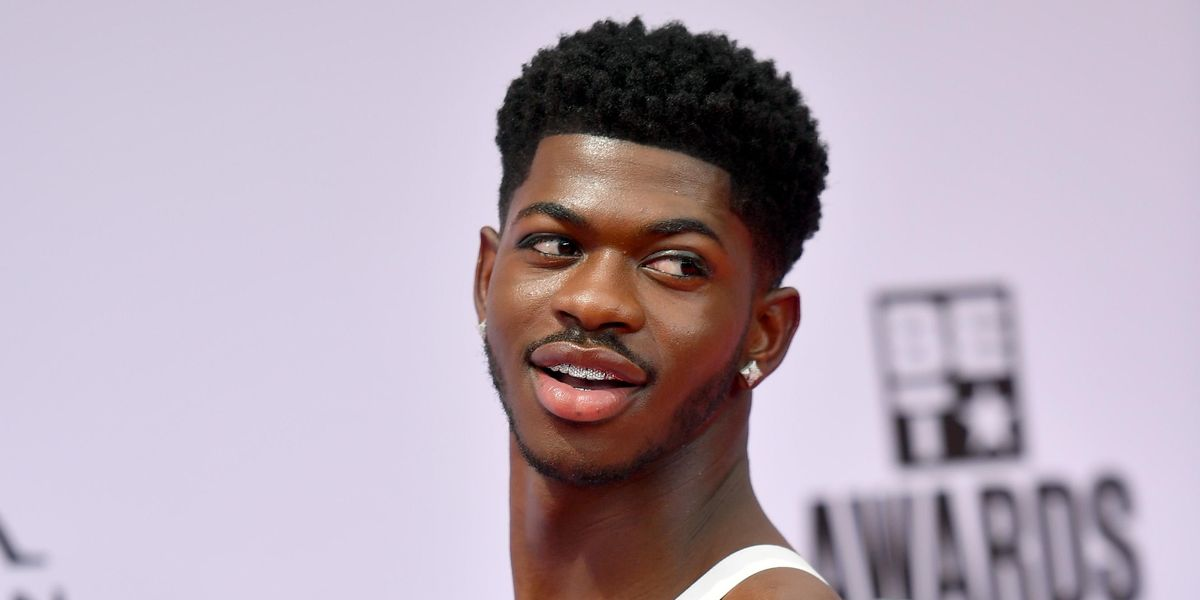 Lil Nas X Opens Up About 'Terrifying' BET Awards Performance