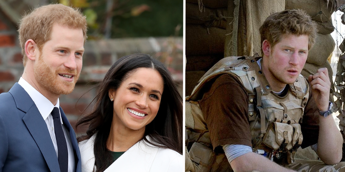 Meghan Markle and Prince Harry Release Statement After Taliban Take Afghanistan