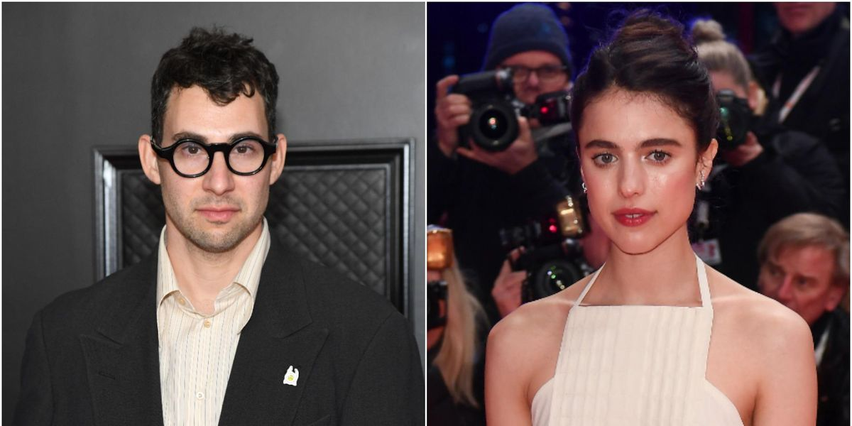 Margaret Qualley and Jack Antonoff Are a Thing