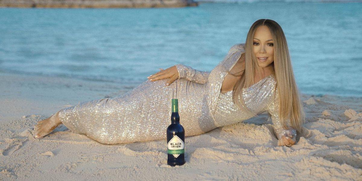Mariah Carey's New Liqueur Line Honors Her Irish Heritage