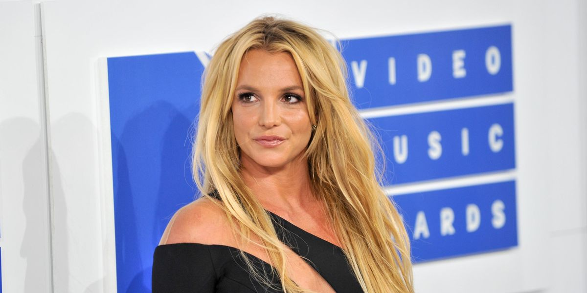 Britney Spears Shares Candid Explanation for Topless Photos