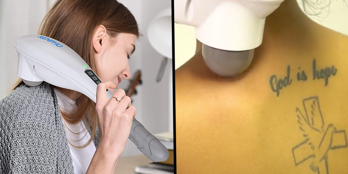 Bestselling Handheld Massager Is 'Perfect for Tight, Sore Muscles' or if You Just Need To Relax