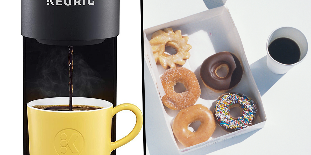 Shoppers Say Amazon's Best-Selling Single-Serve Coffee Maker Is the 'Ultimate' of Its Kind