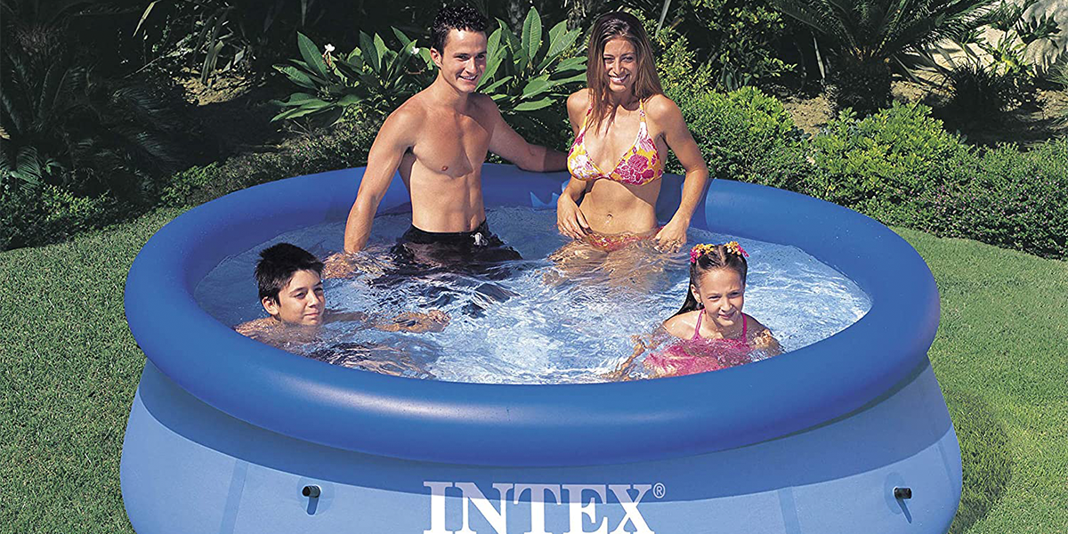 Shoppers Won't Stop Buying This Inflatable Pool for $50