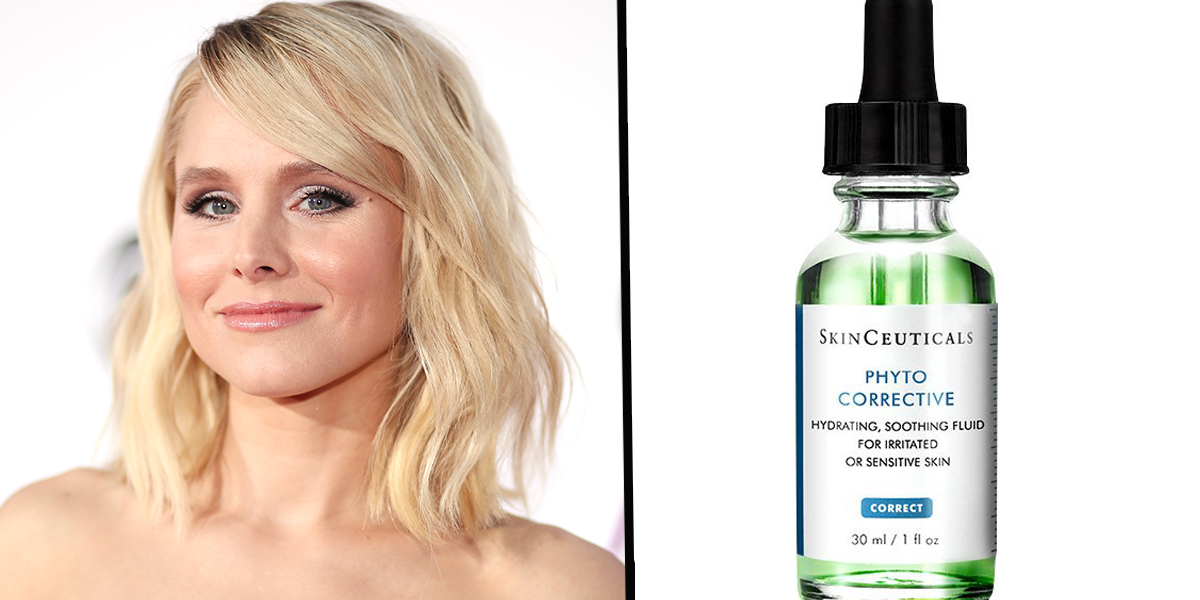 Reviewers Are Calling Kristen Bell's Go-to Face Serum 'Magic' for Irritated Mom Skin