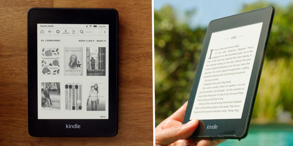 Amazon's Kindle Paperwhite Is on Sale for an All-Time Low Price of $80