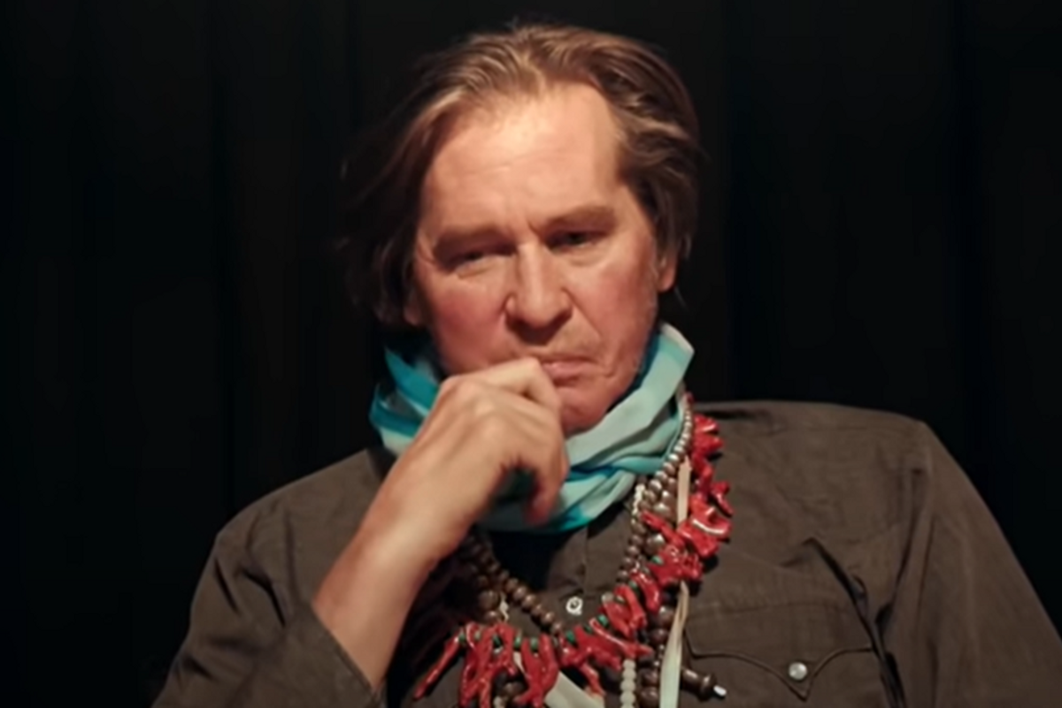 Val Kilmer lost his voice to cancer. An AI company just gave it back and it sounds amazing.