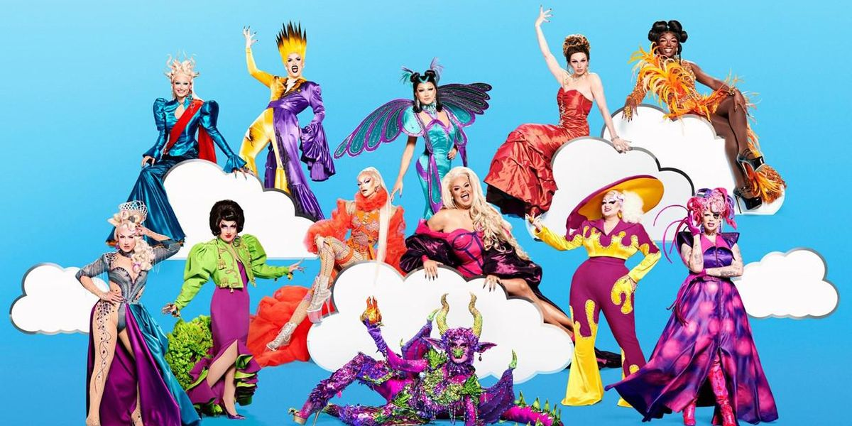'RuPaul's Drag Race UK' Casts First-Ever Cis Woman