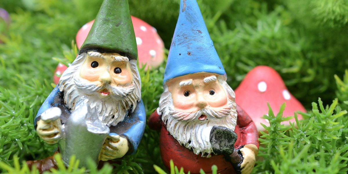 The Internet Is Obsessed With These Terrifying Zombie Gnomes