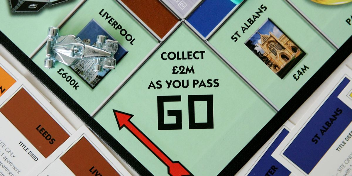 A Unicorns vs Llamas Monopoly Game Exists and It's Full of Rainbows and Sunshine