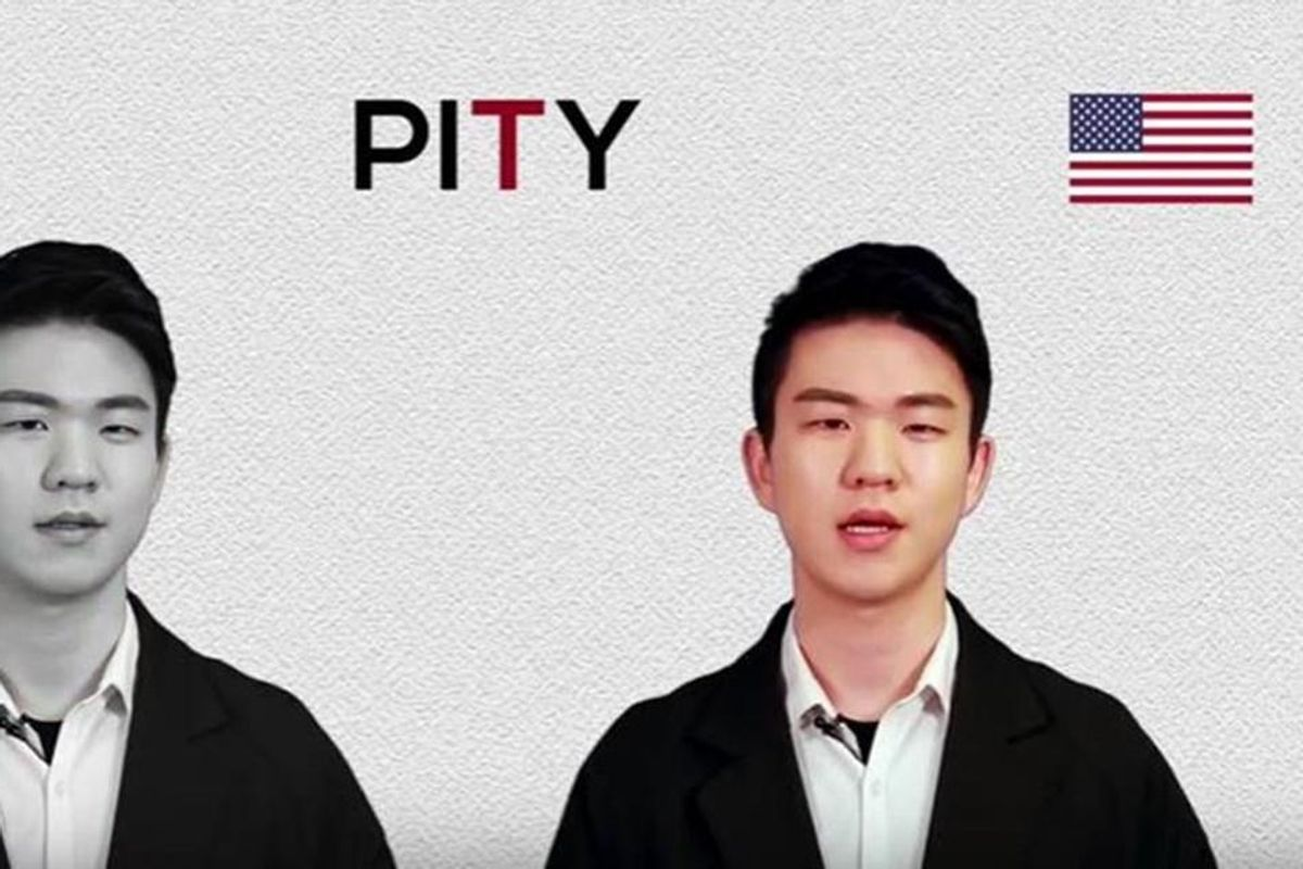 KoreanBilly explains the differences between American and British accents