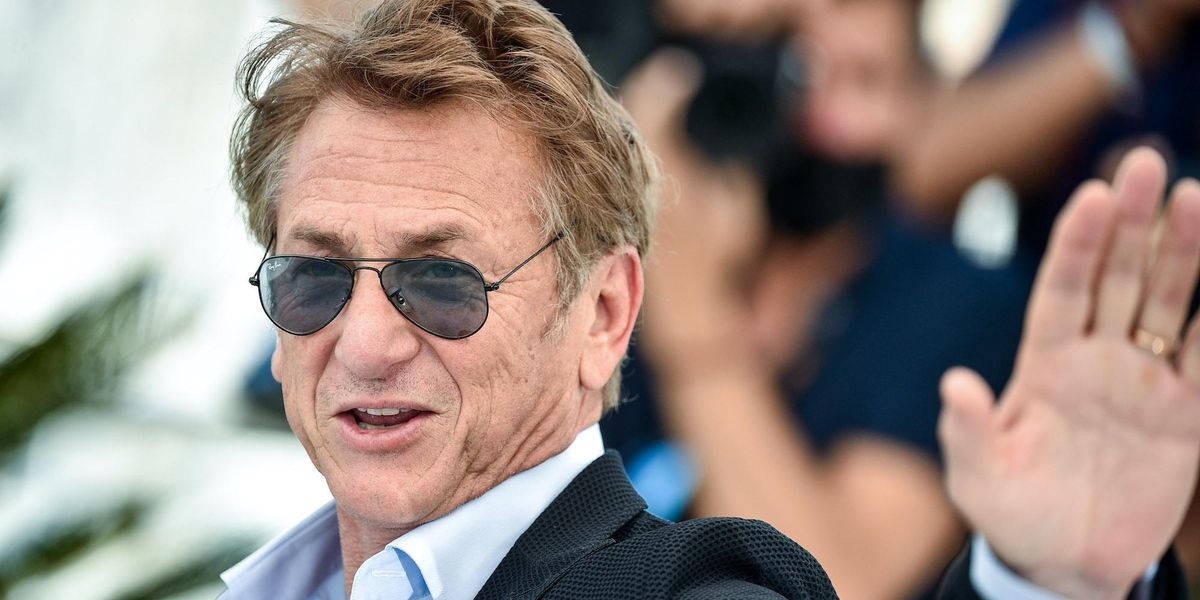 Actor Sean Penn refuses to go back to film set until 100% of the crew is vaccinated