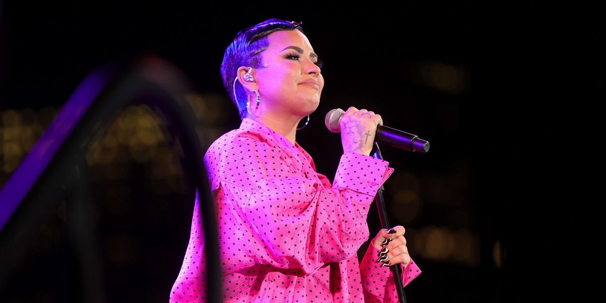 Demi Lovato Says They May Identify as Trans One Day