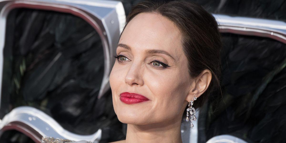 Angelina Jolie Is Now on Instagram