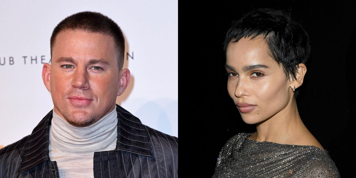 Are Zoë Kravitz and Channing Tatum a Thing?