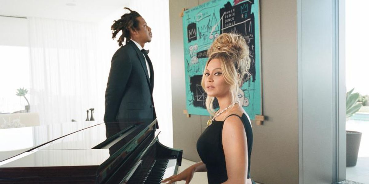 Beyoncé and Jay-Z's First Tiffany Ads Are Here