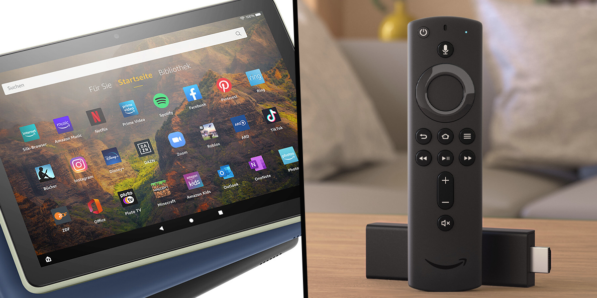 Amazon's Huge Device Sale With Cheap Tablets, Fire Sticks, and Security Cameras Ends Today